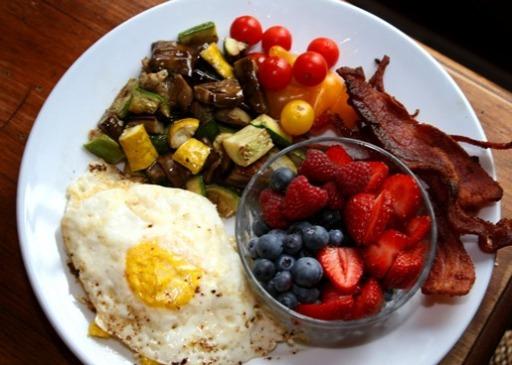 desayuno proteinas