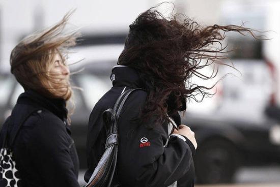 frio viento