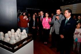 fotos exposición Timoteo en UAEM (2)