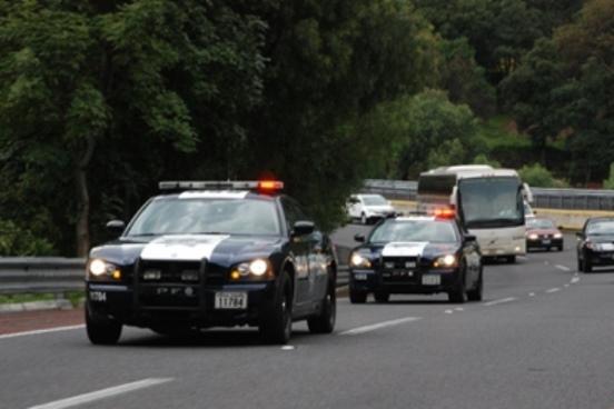 policia federal carretera