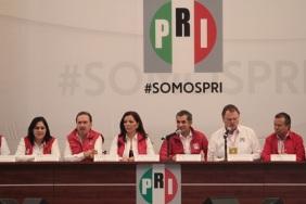 RINDEN PROTESTA INTEGRANTES DEL CONSEJO POLÍTICO DEL PRI