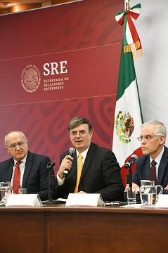 foto 05 concluye la xxx reunión de embajadores y cónsules